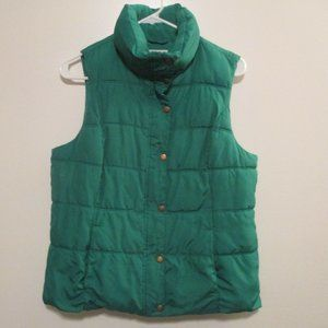 2/15$ or 3/20$ - Old Navy Women's Puffer Vest - M